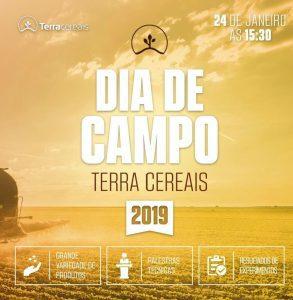 Dia de Campo Terra Cereais Safra 2018/2019